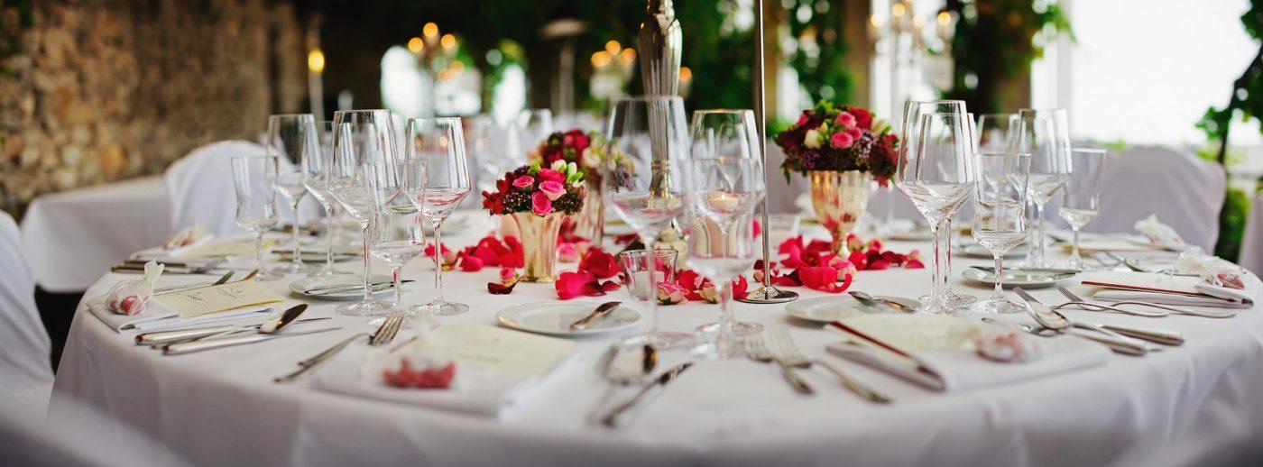 Hochzeit Dekoration Tisch