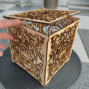 hochzeit-geschenkbox-deko-aus-holz-offen